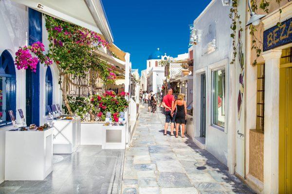 Santorini Poseidon Method Luxury programs